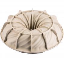 Motllo silicona 3D Intreccio 21 cm