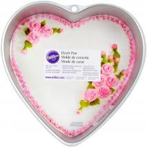 Molde Corazón 22,5 cm