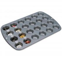 Molde 24 mini cupcakes Wilton