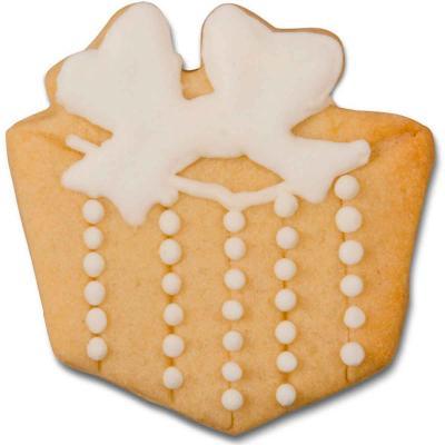 Cortador galletas regalo 6 cm