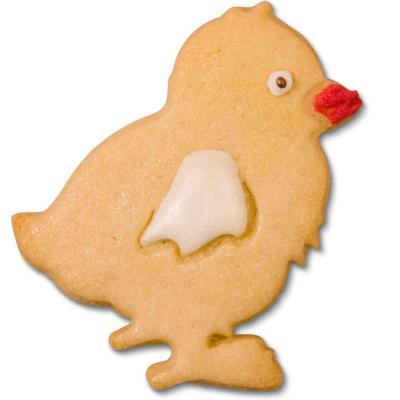 Cortador galletas pollito 6,5 cm