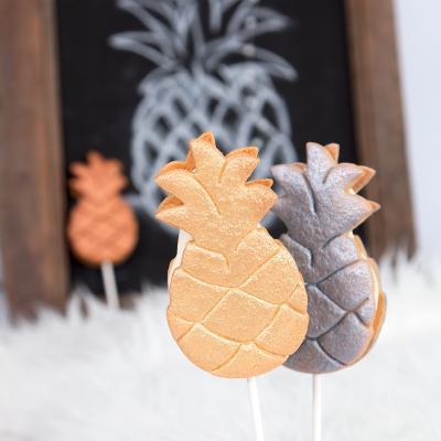 Cortador galletas Piña 9,5 cm