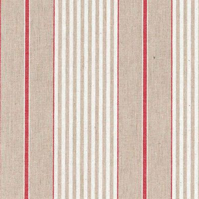 Delantal algodón y Lino Frau Living rojo