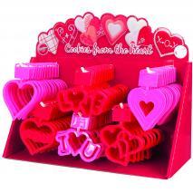 Tallador galetes Wilton Sant Valentí