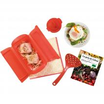 Kit Cooking single Lekue 4 piezas