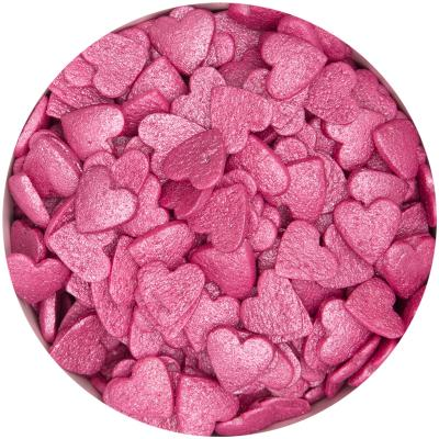 Sprinkes corazones púrpura 50 g