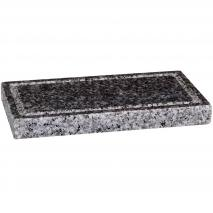 Piedra de carne 24x24 cm