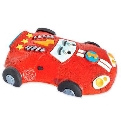 Molde Rayo McQueen cars silicona 22 cm