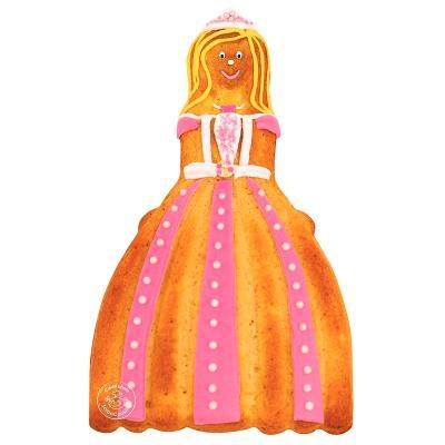 Molde Princesa silicona 30 cm