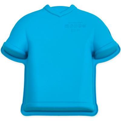 Molde camiseta fútbol silicona 26 cm
