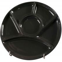 Plato para fondue y aperitivos