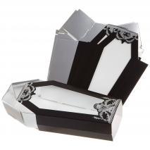 Set 3 caixes decorades en forma de Taüt