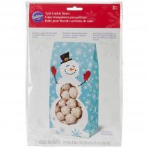 Juego 3 cajas y pegatina galletas Merry&Sweet