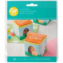 Set 10 mini caixes Ou Pasqua