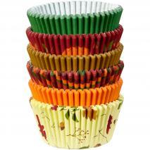 Papel cupcakes x150 Otoño