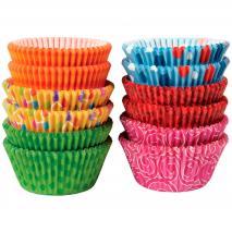 Papel cupcakes x300 variados Estaciones