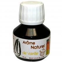 Aroma natural vainilla 50 ml
