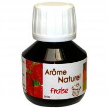 Aroma natural fresa 50 ml