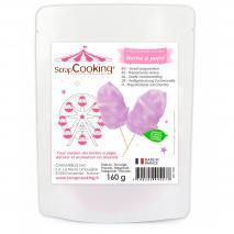 Preparado de azúcar para algodón de azúcar Violeta