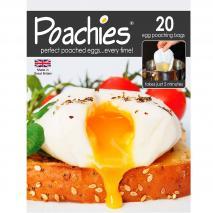 Bolsas huevos poché x20