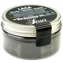 Colorant laca liposoluble pols 30 g negre
