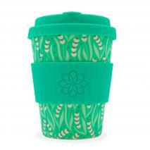 Taza bambú con tapa Ecoffee 340 ml TG Amstel