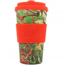 Taza bambú tapa Ecoffee 470 ml Yo'twitchers