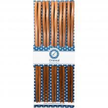 5 pares palillos japoneses