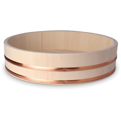 Bol madera Hangirir para sushi 27 cm