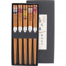 5 parells bastonets japonesos family