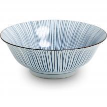 Bol oriental stripes líneas 21 cm