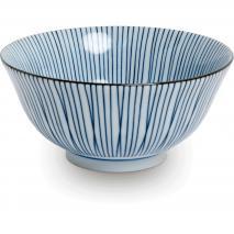 Bol japonès línies Sensuji Tokusa 15 cm