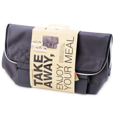 Bolsa Take Away plegable gris