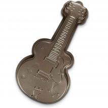 Molde guitarra metálico antiadherente 40 cm