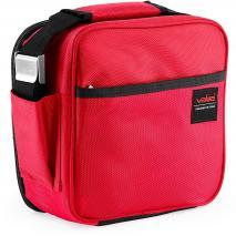 Bolsa porta-alimentos Nomad basic cremaller roja +