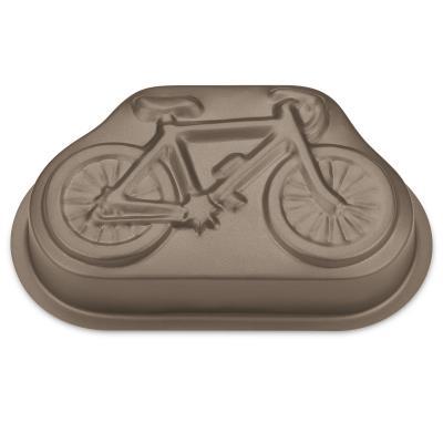 Molde bici metálico antiadherente 31 cm