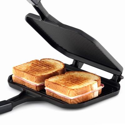Tostadora grill sandwichera doble