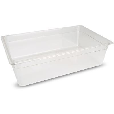 Cubeta recipiente para cocinar al vacío