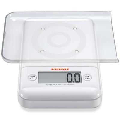 Balanza de cocina Soenhle Ultra 0,1-500 g