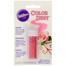 Colorant pols 3 g dust Deep Pink rosa