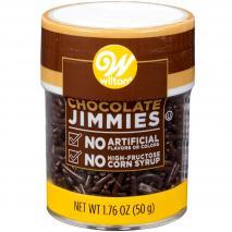 Sprinkle Jimmies de chocolate 50 g