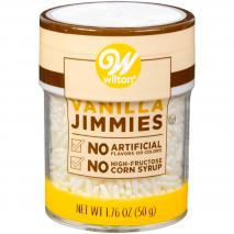 Sprinkles Jimmies vainilla 50 g