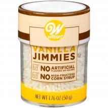 Sprinkles Jimmies vainilla 50 g