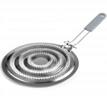 Difusor para fuego de gas 21 cm hojalata