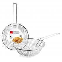 Cistell fregidor reixeta inox per a paella