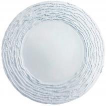 Plato presentación cristal glassé 27 cm