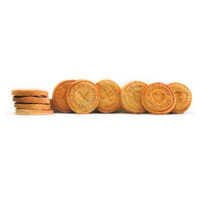 Juego de 8 sellos para galletas y pan