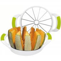 Cortador porciones melón y piña 22 cm