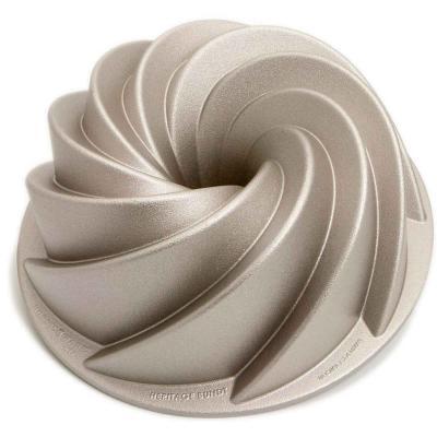 Molde pastel Nordic Ware Heritage Bundt 2,4 l