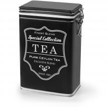 Bote para té y hierbas con cierre